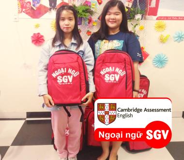 SGV, Chứng chỉ YLE là gì