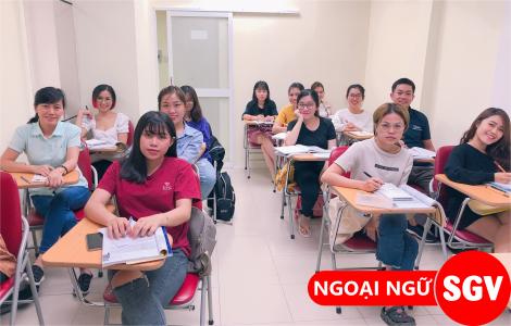 Công nhân KCN Vsip 1, 2 học tiếng Nhật ở đâu