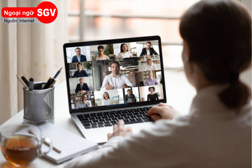 Dạy tiếng Trung online cho nhân viên công ty tại quận Tân Bình, sgv