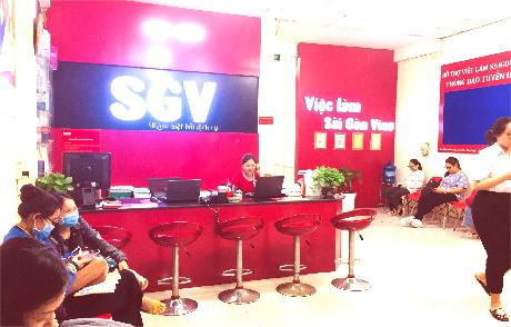 SGV, Địa chỉ học tiếng Hoa tốt nhất Tân Phú