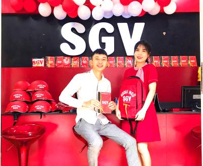 SGV, Địa điểm học tiếng Trung ở Thủ Đức