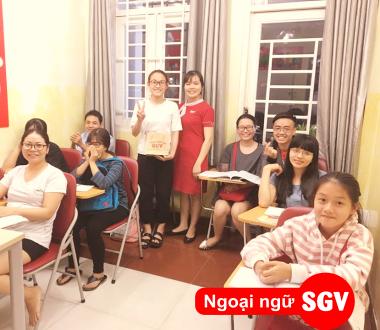 SGV, Gia sư tiếng Trung ở quận 4