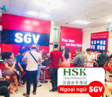 Hoa Ngữ SGV Bình Thạnh, sgv