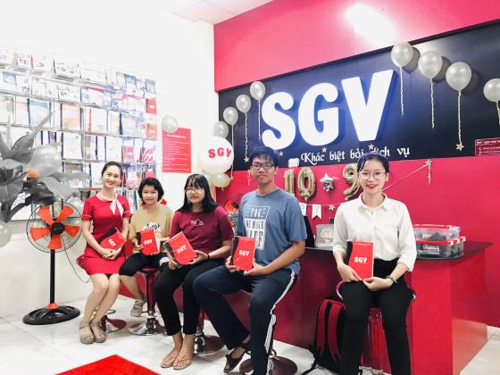 Hoa Ngữ SGV Quận 9, sgv