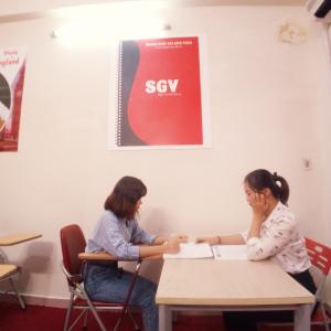 SGV, Học 1 kèm 1 tiếng Hàn cấp tốc ở Tân Bình