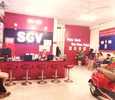 SGV, Học Anh văn tại trung tâm SGV Tân Bình