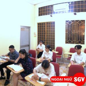 SGV, Học phí tiếng Tây Ban Nha Tp Biên Hòa