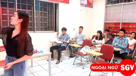 Học tiếng Nga Đà Nẵng, SGV