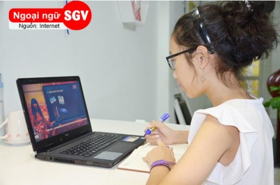 Học tiếng Trung online ở Lái Thiêu, Thuận An, Bình Dương