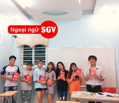 HSK tiếng Trung quận 4, sgv
