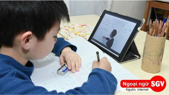 Ipad có học trực tuyến được không