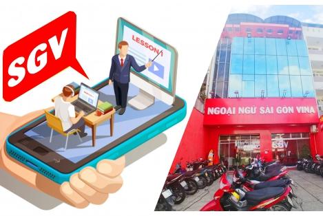 Khóa học tiếng Trung online tốt nhất Hà Nội, sgv