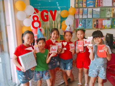 SGV, Khoá tiếng Anh hè cho trẻ em ở Đà Nẵng