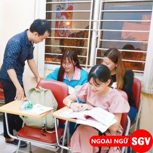 SGV, Khoá tiếng Tây Ban Nha cho người mới bắt đầu Tp Biên Hoà