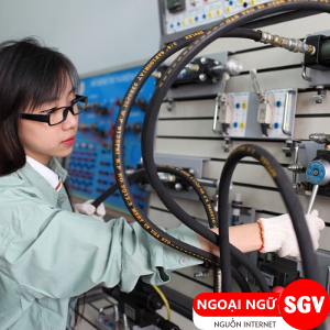 kỹ sư cơ điện tử tiếng anh là gì