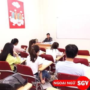 SGV, Lớp tiếng Trung cho người mới học Quận 7
