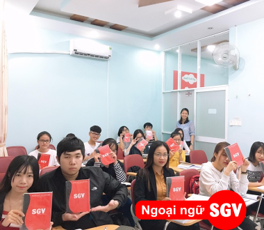 SGV, Luyện thi chứng chỉ HSK tiếng Trung ở Mỹ Phước, Bến Cát