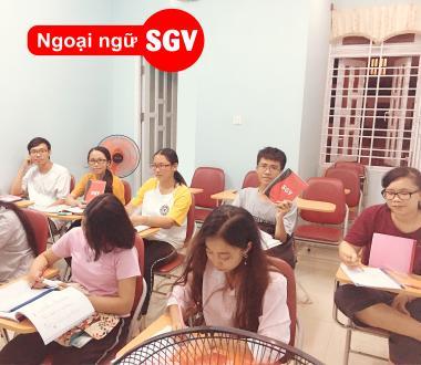SGV, Luyện thi vào trường Phổ Thông Năng Khiếu HCM