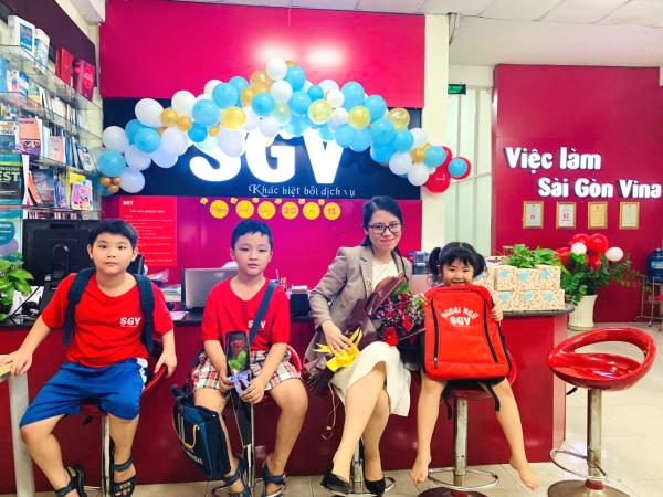 Ngoại Ngữ SGV Bình Thạnh