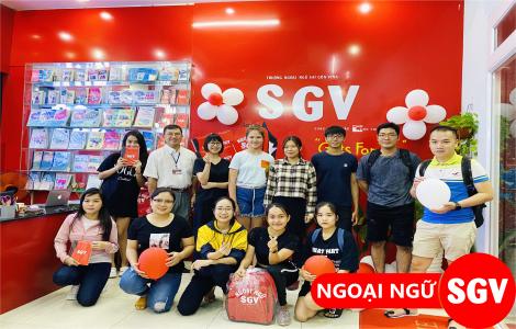 SGV, nơi học tiếng Trung tốt nhất cho công nhân, nhân viên Quận 7