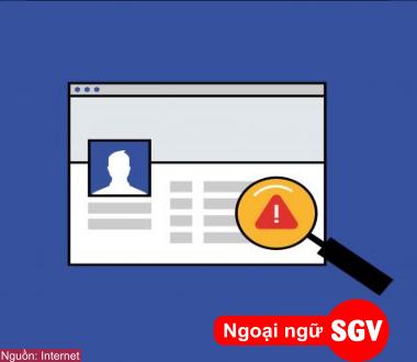 SGV, report trên Facebook là gì
