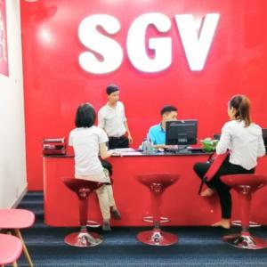 SGV, Review trung tâm tiếng Anh SGV Tân Bình