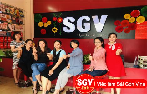 SGV, SGV Lái Thiêu, tuyển giáo viên dạy tiếng Việt cho người nước ngoài
