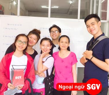 SGV luyện thi Topik tiếng Hàn quận 5