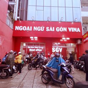 SGV, trung tâm dạy tiếng Anh giao tiếp tốt nhất quận Phú Nhuận