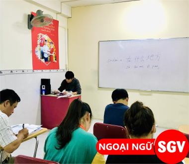 SGV Vũng Tàu, Tuyển giáo viên dạy tiếng Trung,SGV