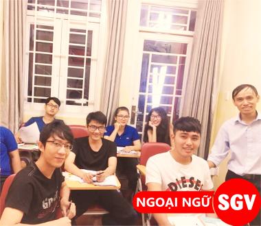 Sinh viên nên học tiếng Nhật ở đâu tại quận Phú Nhuận, SGV.