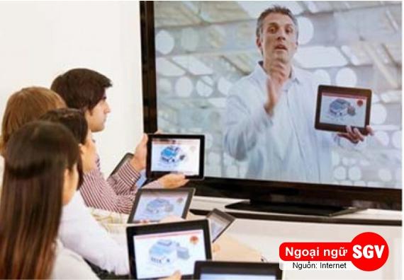 Tiếng Trung online cho người đi làm, linh động thời gian