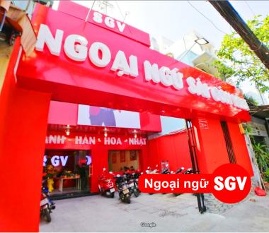 SGV, Top 3 trung tâm luyện Toeic tốt quận 5