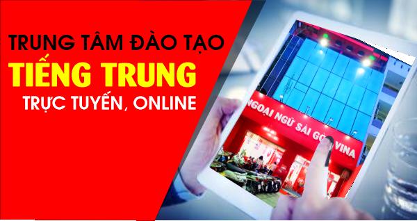 Top 5 trung tâm dạy online tiếng Hoa tốt nhất Bình Dương, sgv