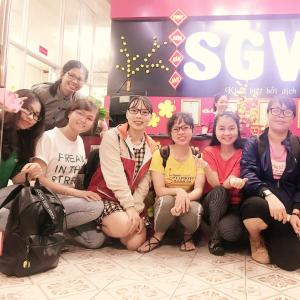 SGV, TOP trung tâm tiếng Nhật tốt nhất quận Tân Bình