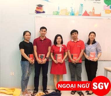 SGV, TOPIK quận Phú Nhuận