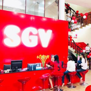 SGV, Trung tâm dạy tiếng Việt cho người Trung Quốc ở Tân Bình