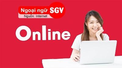 Trung tâm Hoa ngữ online tại Dĩ An, Bình Dương., sgv