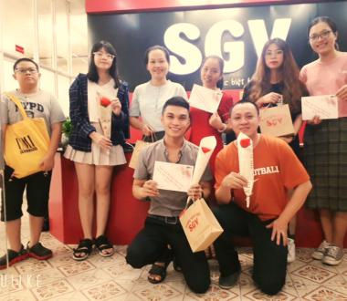 SGV, Trung tâm luyện thi HSK tại Tp. Đà Nẵng
