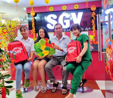 SGV, Trung tâm luyện thi Toeic tốt nhất Thủ Dầu Một