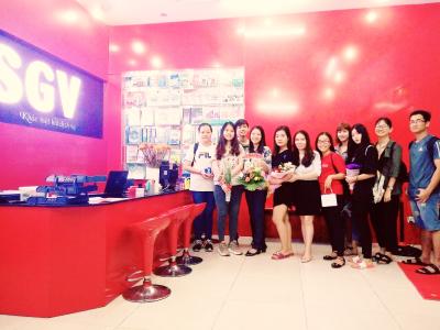 Trung tâm SGV luyện thi TOEFL IBT  tốt nhất Đà Nẵng