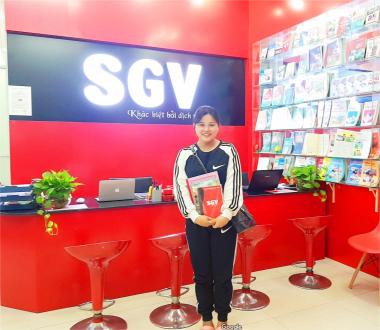 Trung tâm tiếng Đức SGV Phú Nhuận, SGV