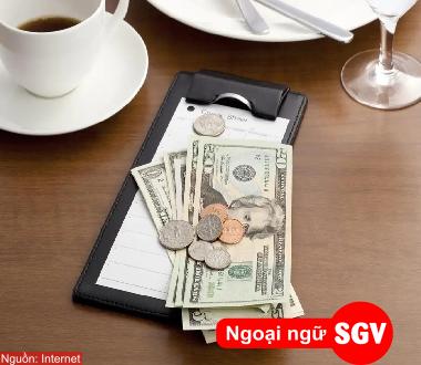 Văn hóa tiền tip tại Mỹ, SGV