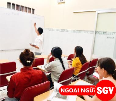 SGV, Vì sao nhiều người theo học tiếng Trung tại trung tâm SGV Quận 7